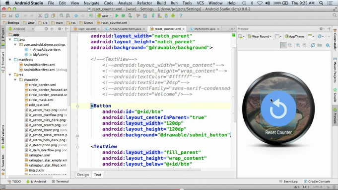 Android-Studio-Form-Factor-screenshot