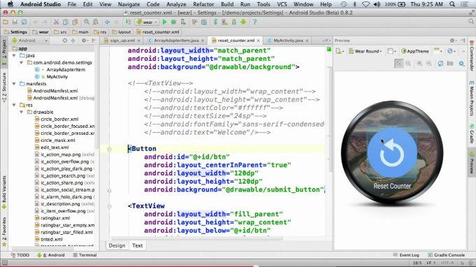 Android-Studio-Form-Factor-screenshot