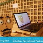 Official Volunteer Partner – Festival Of Curiosity