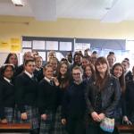 STEM Student Visits Mount Carmel