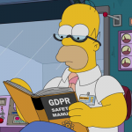 Here Comes GDPR